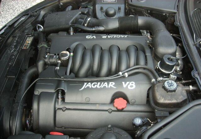Jaguar XK 4/5