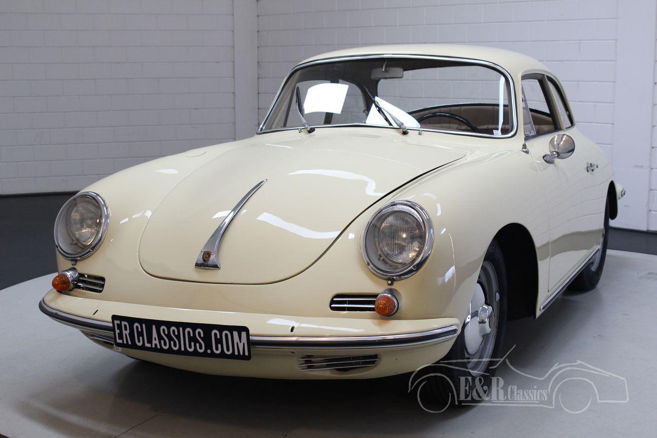 Porsche 356 B Karmann Hardtop Coupé 1962 8/31