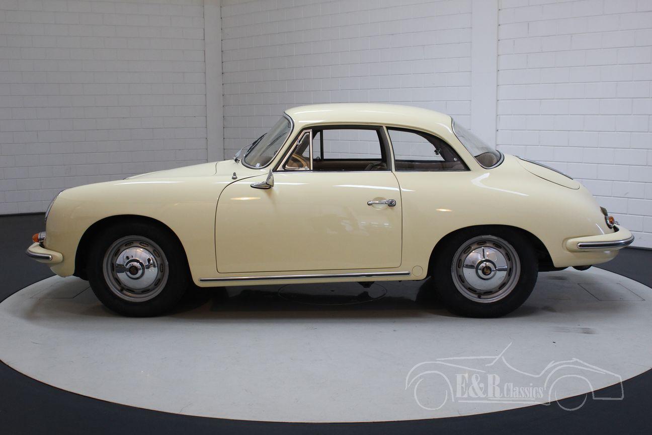 Porsche 356 B Karmann Hardtop Coupé 1962 9/31
