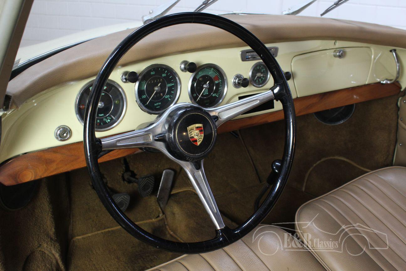 Porsche 356 B Karmann Hardtop Coupé 1962 16/31