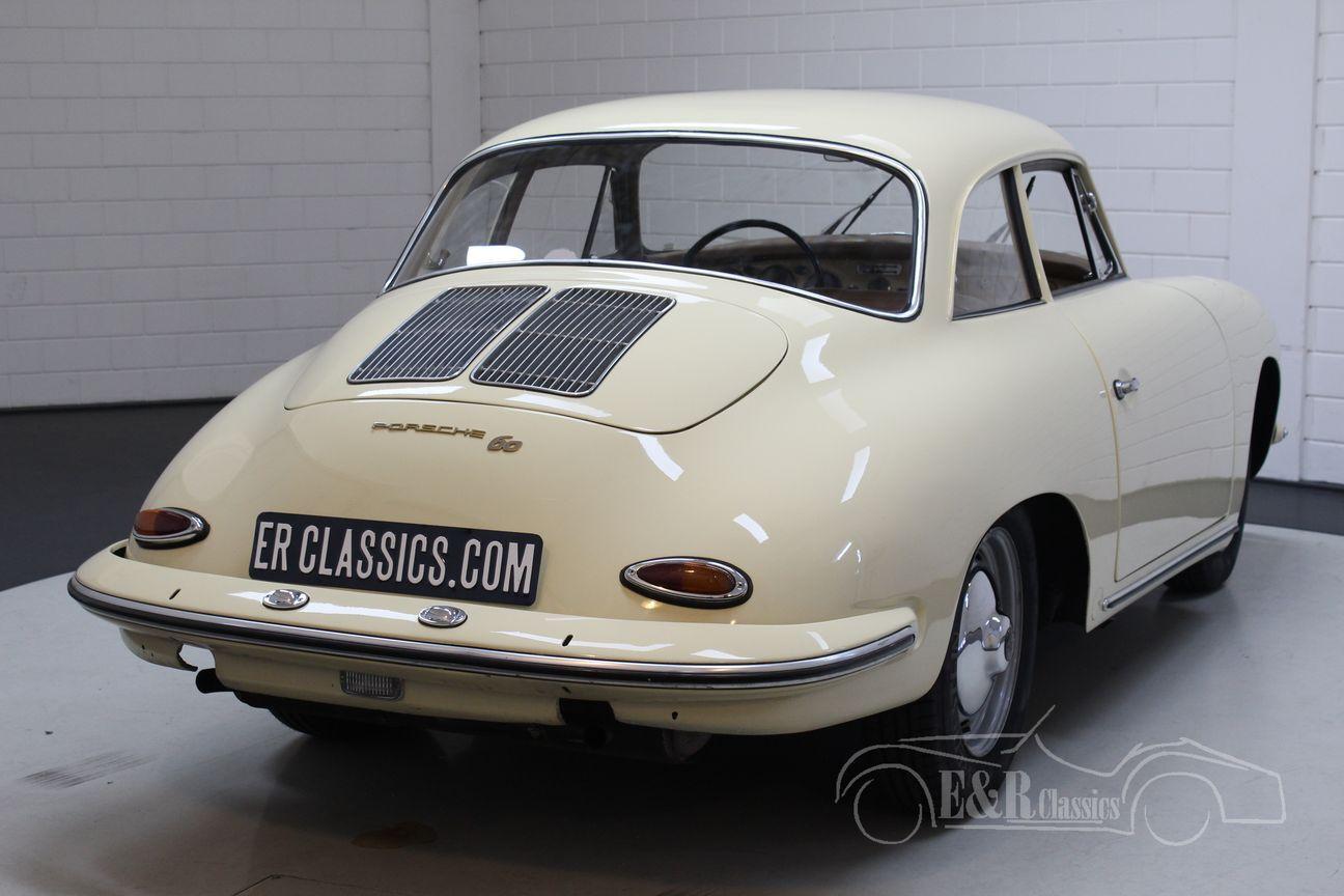 Porsche 356 B Karmann Hardtop Coupé 1962 12/31
