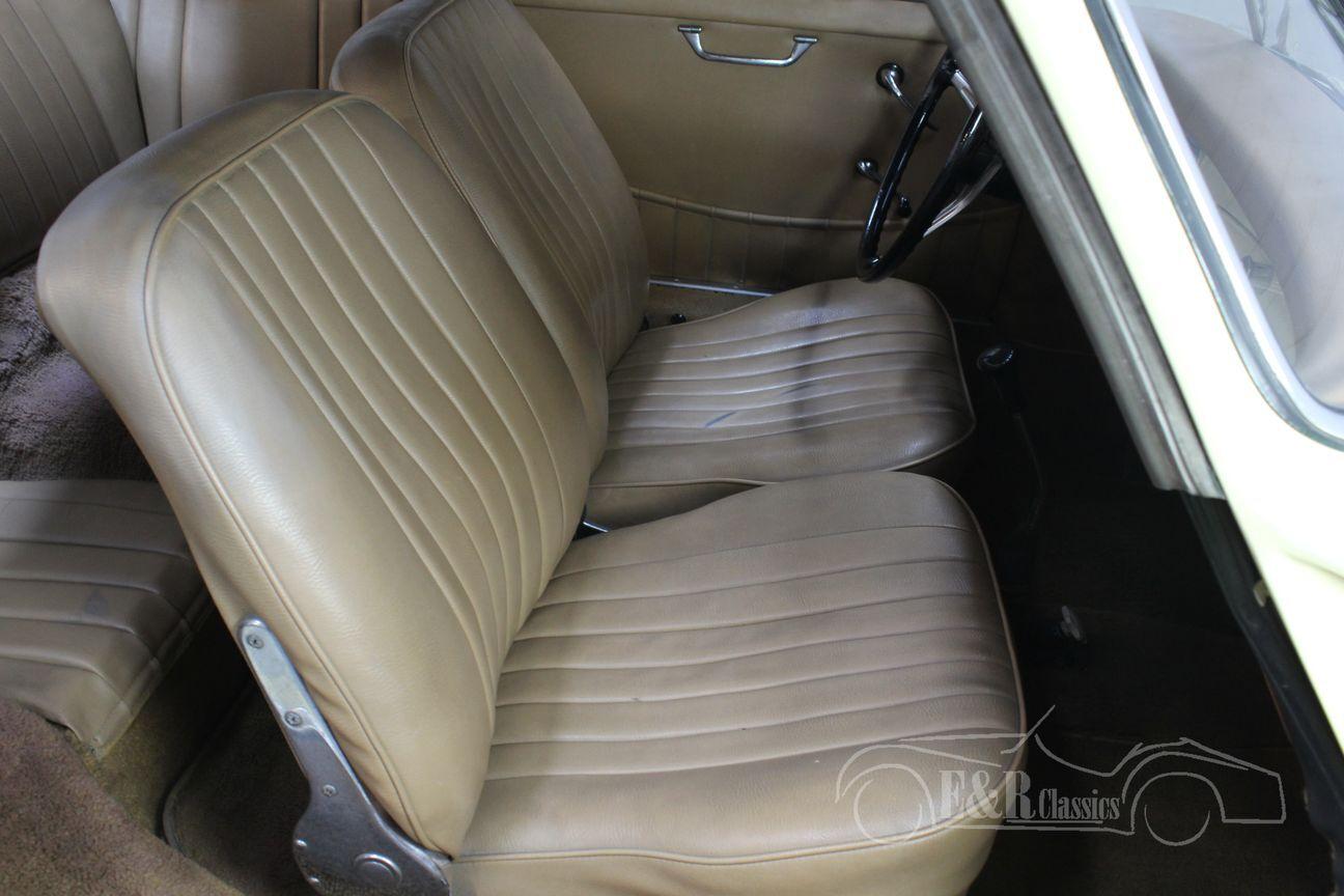 Porsche 356 B Karmann Hardtop Coupé 1962 25/31