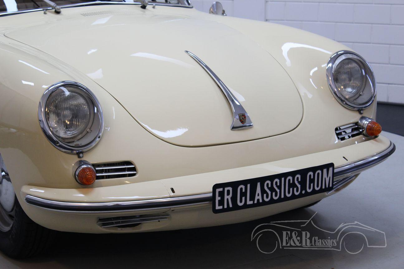 Porsche 356 B Karmann Hardtop Coupé 1962 6/31