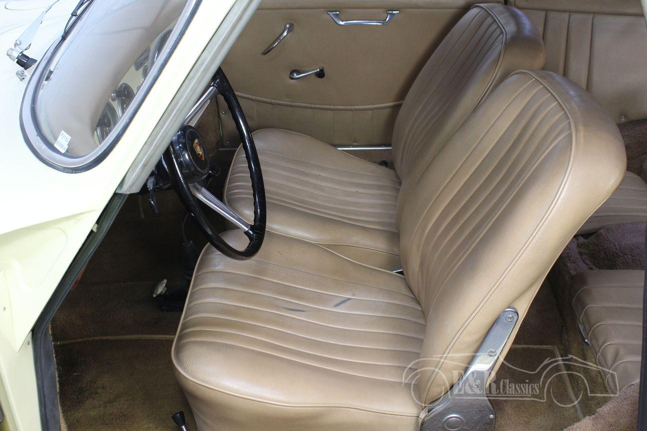 Porsche 356 B Karmann Hardtop Coupé 1962 17/31