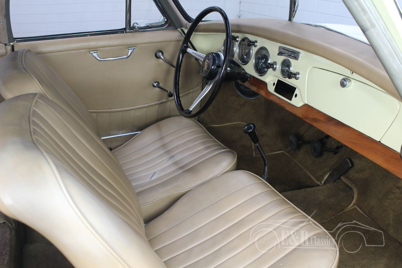 Porsche 356 B Karmann Hardtop Coupé 1962 22/31