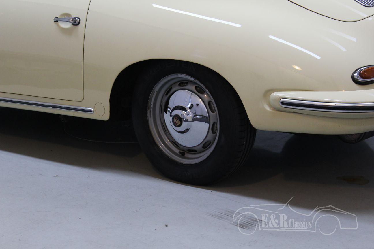 Porsche 356 B Karmann Hardtop Coupé 1962 10/31