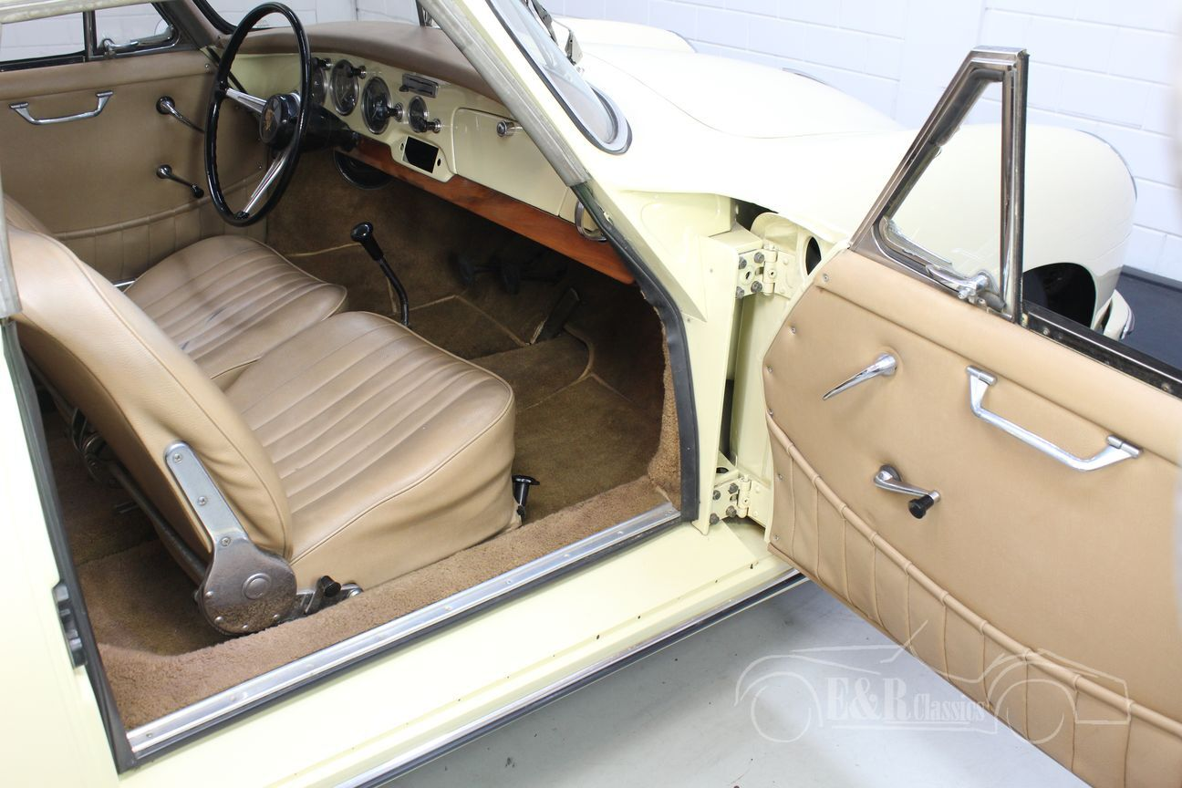 Porsche 356 B Karmann Hardtop Coupé 1962 21/31