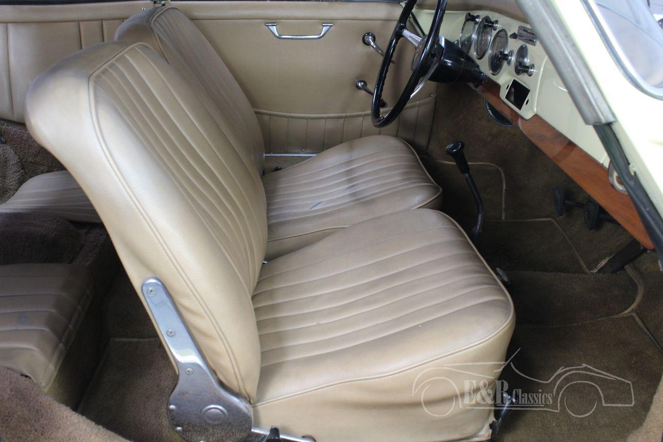 Porsche 356 B Karmann Hardtop Coupé 1962 24/31