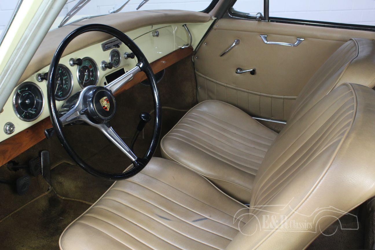 Porsche 356 B Karmann Hardtop Coupé 1962 4/31