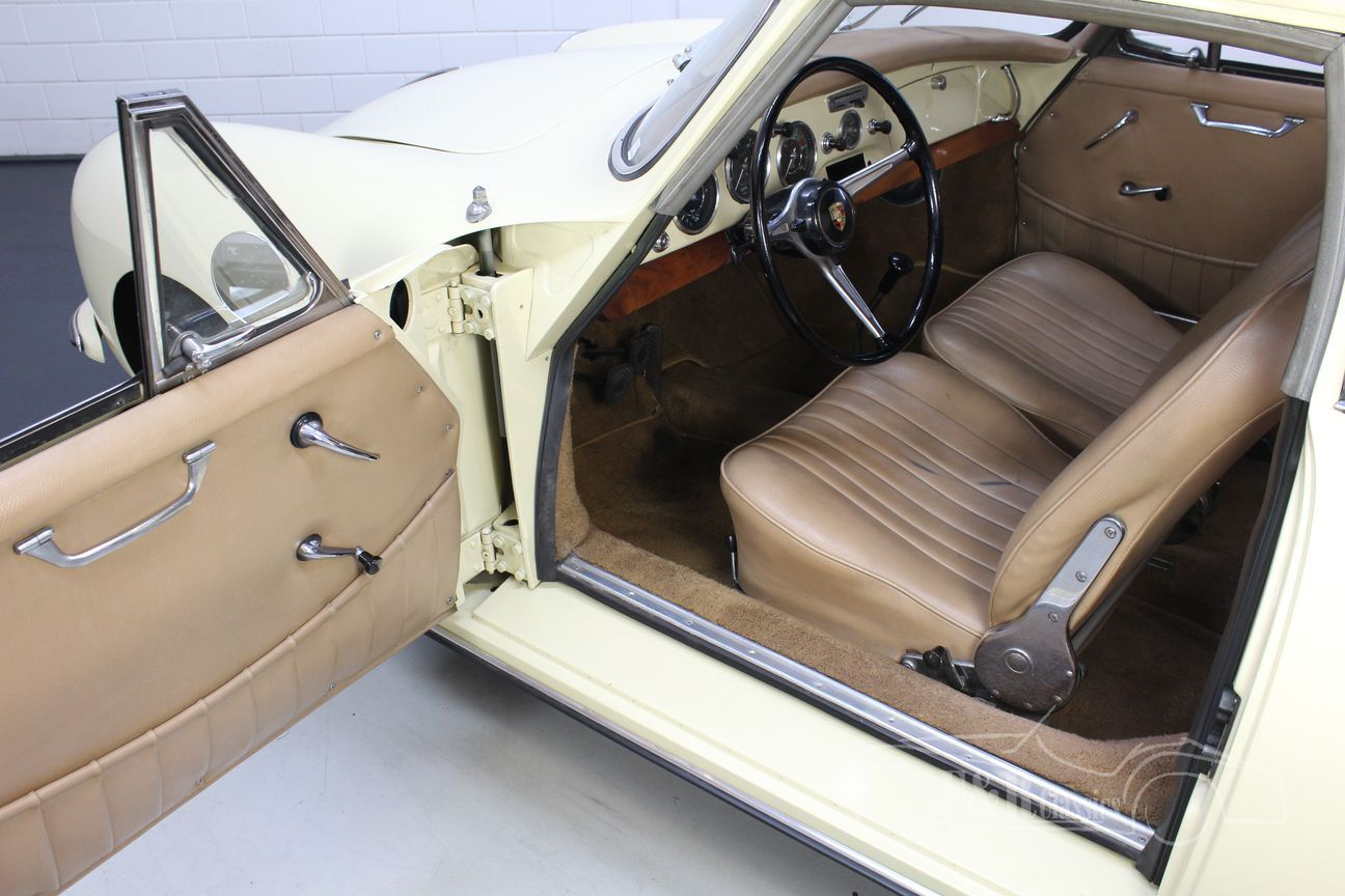 Porsche 356 B Karmann Hardtop Coupé 1962 15/31