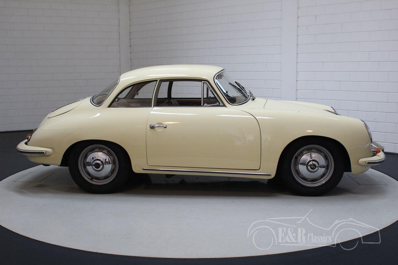 Porsche 356 B Karmann Hardtop Coupé 1962 13/31