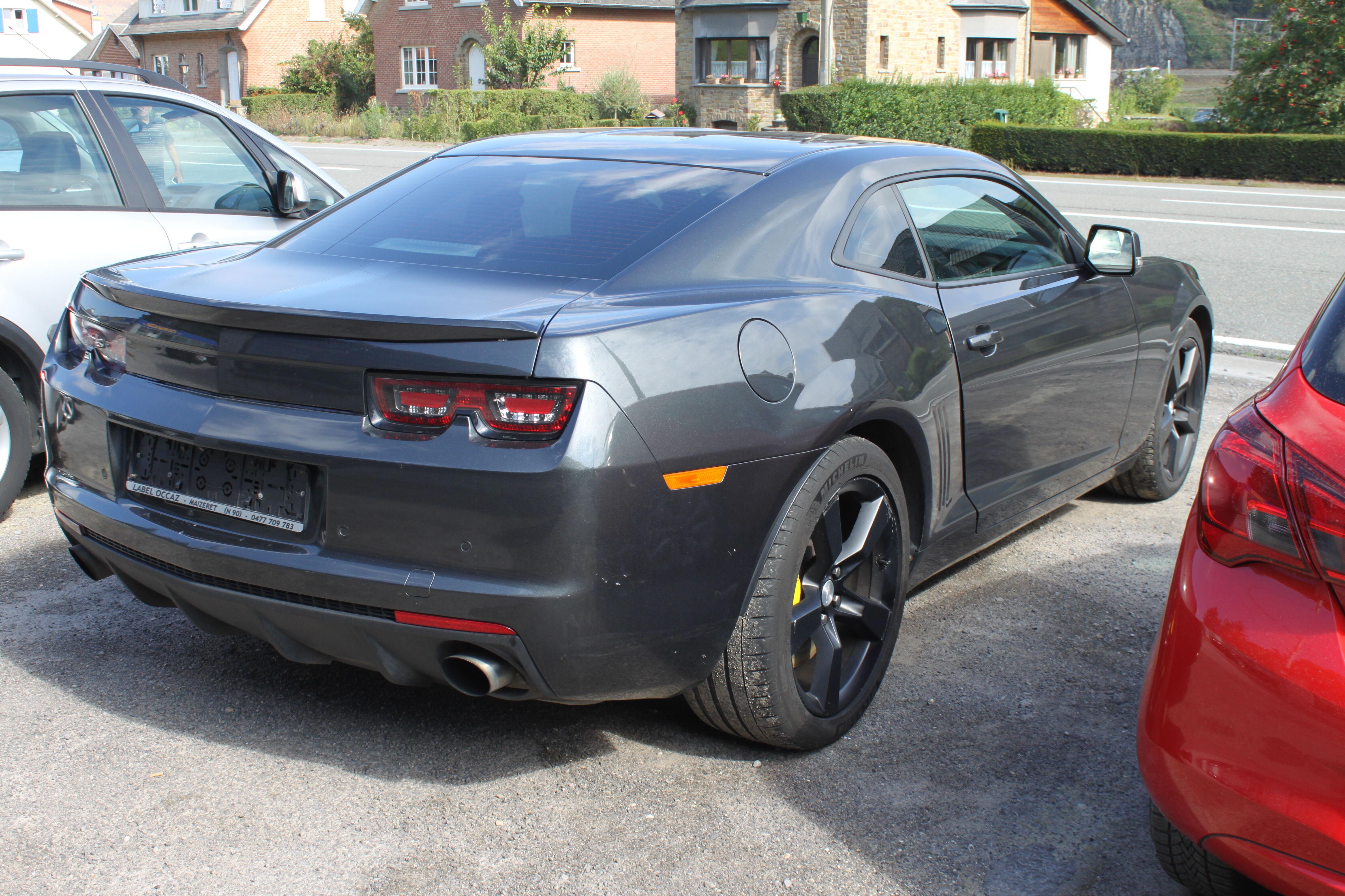 Chevrolet CAMARO - 2012
