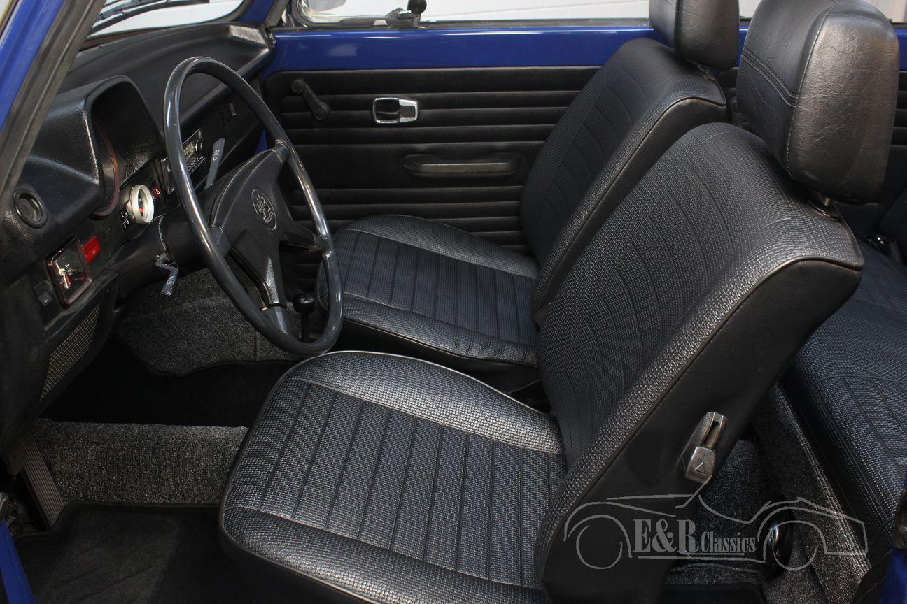 Volkswagen Kever 1303 LS Cabriolet 1976 Tuning 90pk 18/30