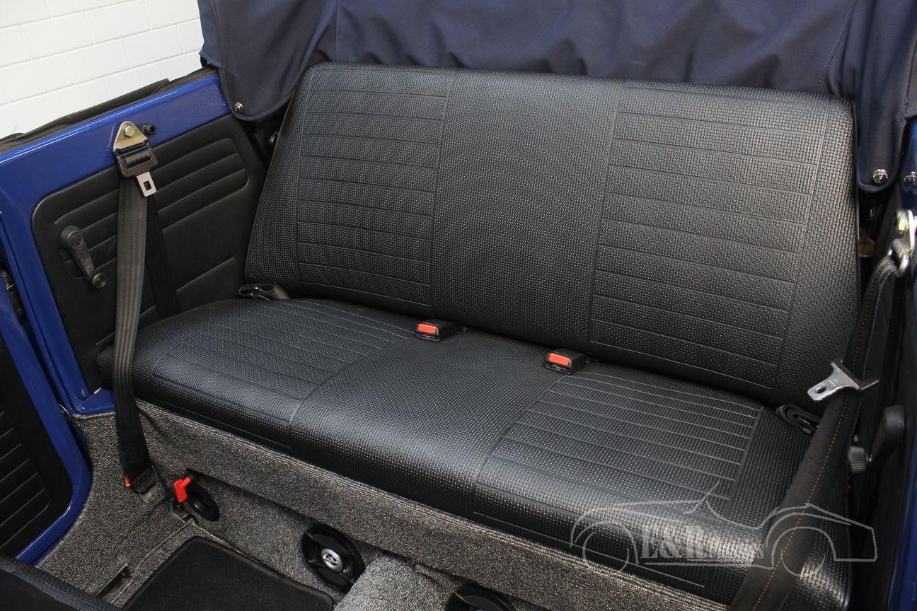 Volkswagen Kever 1303 LS Cabriolet 1976 Tuning 90pk 20/30