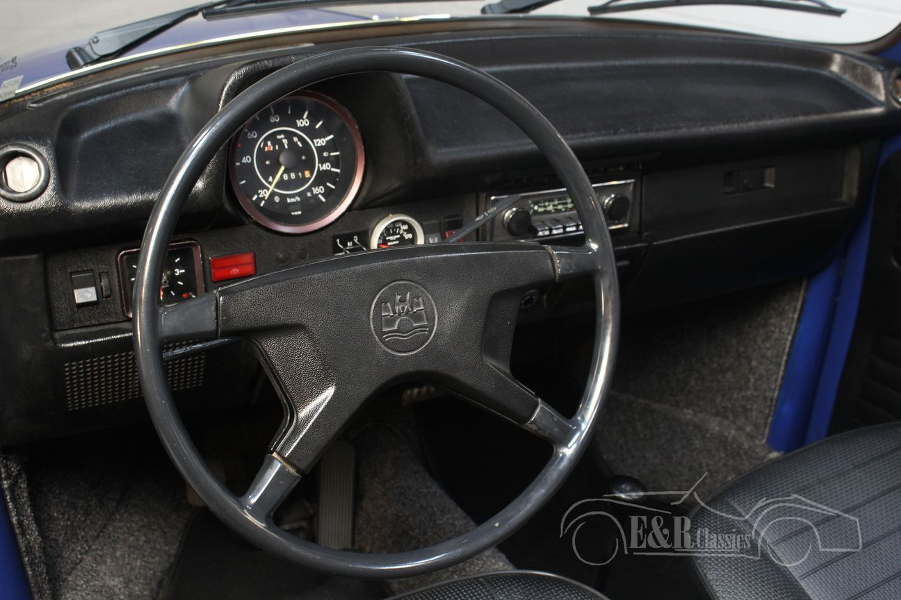 Volkswagen Kever 1303 LS Cabriolet 1976 Tuning 90pk 17/30