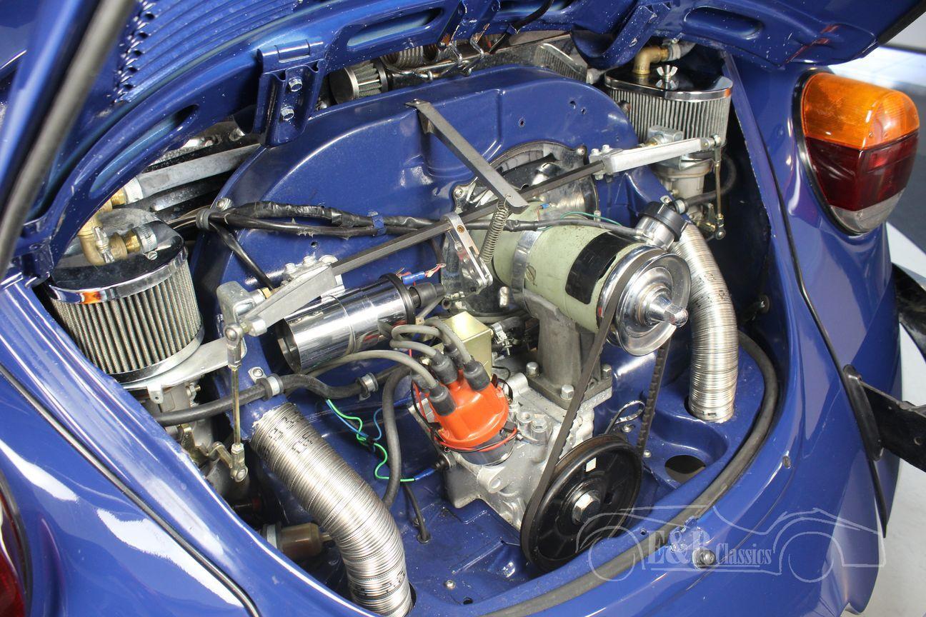 Volkswagen Kever 1303 LS Cabriolet 1976 Tuning 90pk 30/30