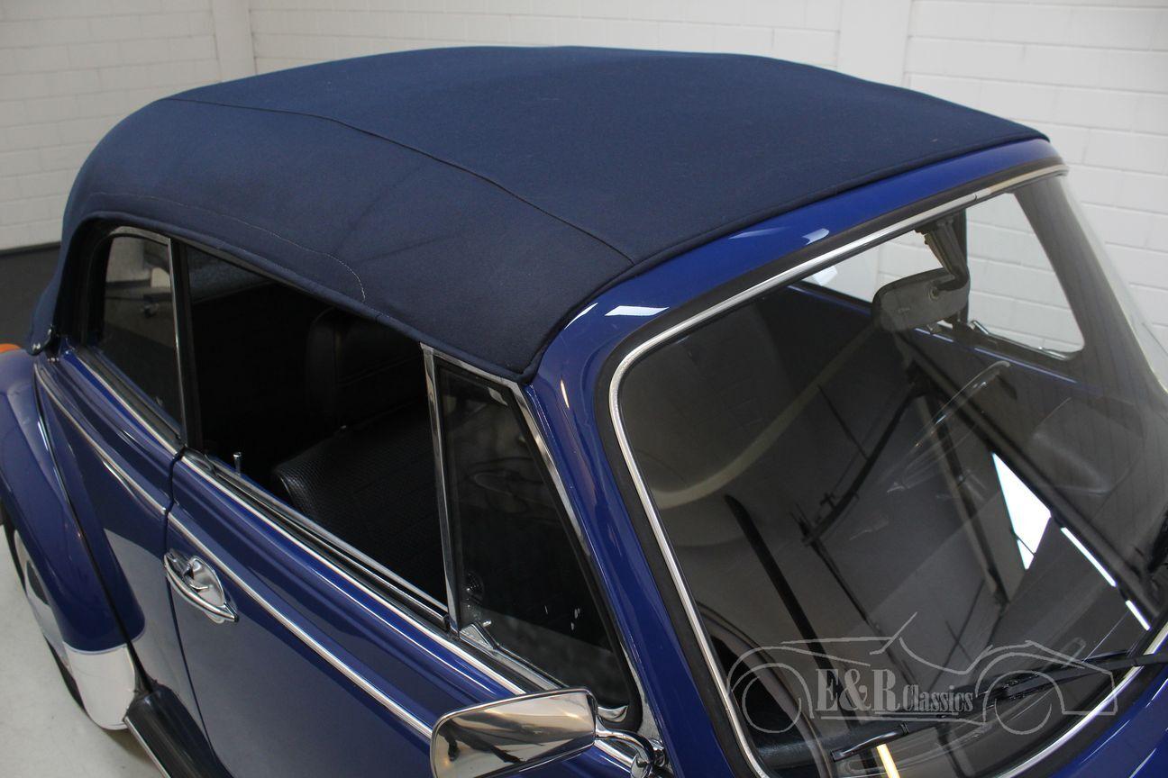 Volkswagen Kever 1303 LS Cabriolet 1976 Tuning 90pk 28/30