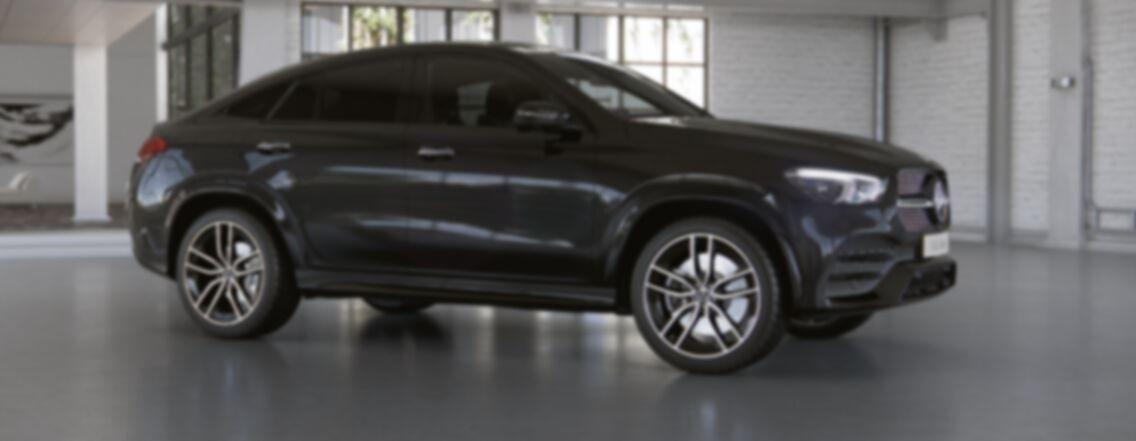 Mercedes GLE 400 d Coupé AMG - 87414