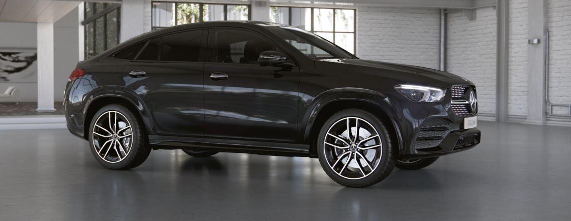 Mercedes GLE 400 d Coupé AMG - 87414 1/2