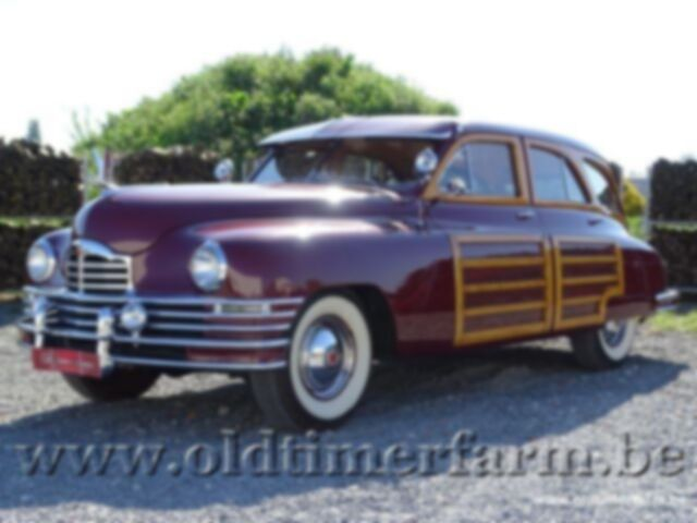 Packard Autre Eight Woody Wagon \
