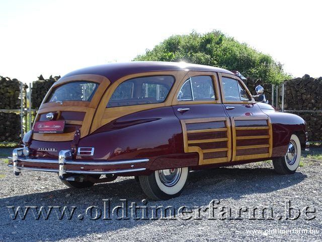 Packard Autre Eight Woody Wagon '47 2/30