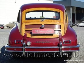 Packard Ander Eight Woody Wagon '47