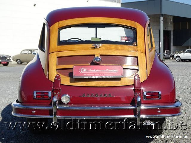 Packard Autre Eight Woody Wagon '47 7/30
