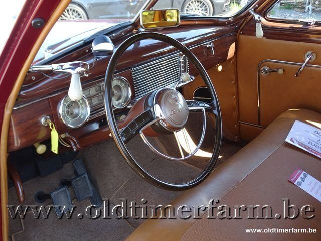Packard Autre Eight Woody Wagon '47 9/30