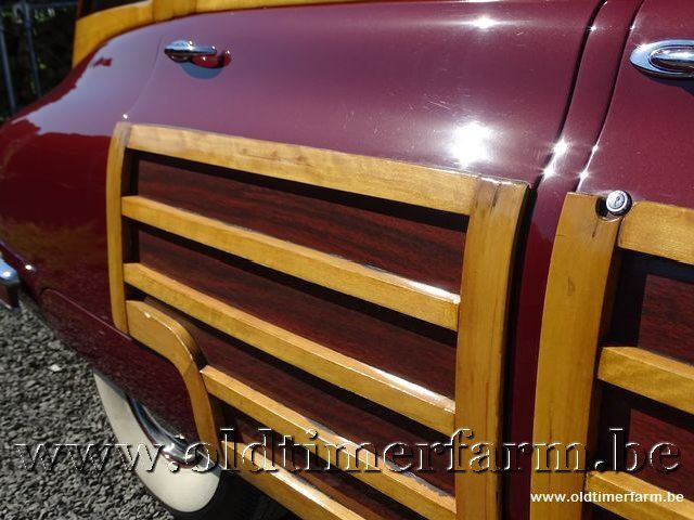 Packard Autre Eight Woody Wagon '47 14/30
