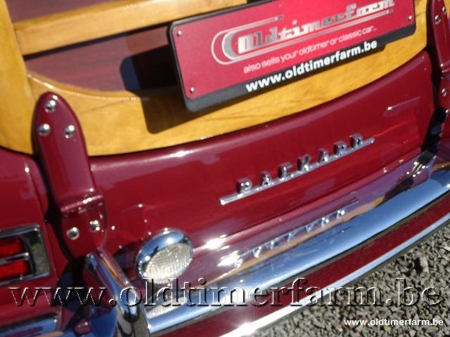 Packard Autre Eight Woody Wagon '47 15/30