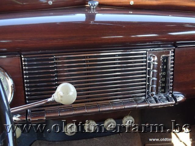 Packard Autre Eight Woody Wagon '47 20/30