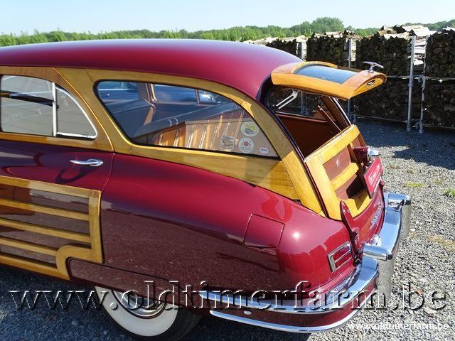 Packard Autre Eight Woody Wagon '47 26/30