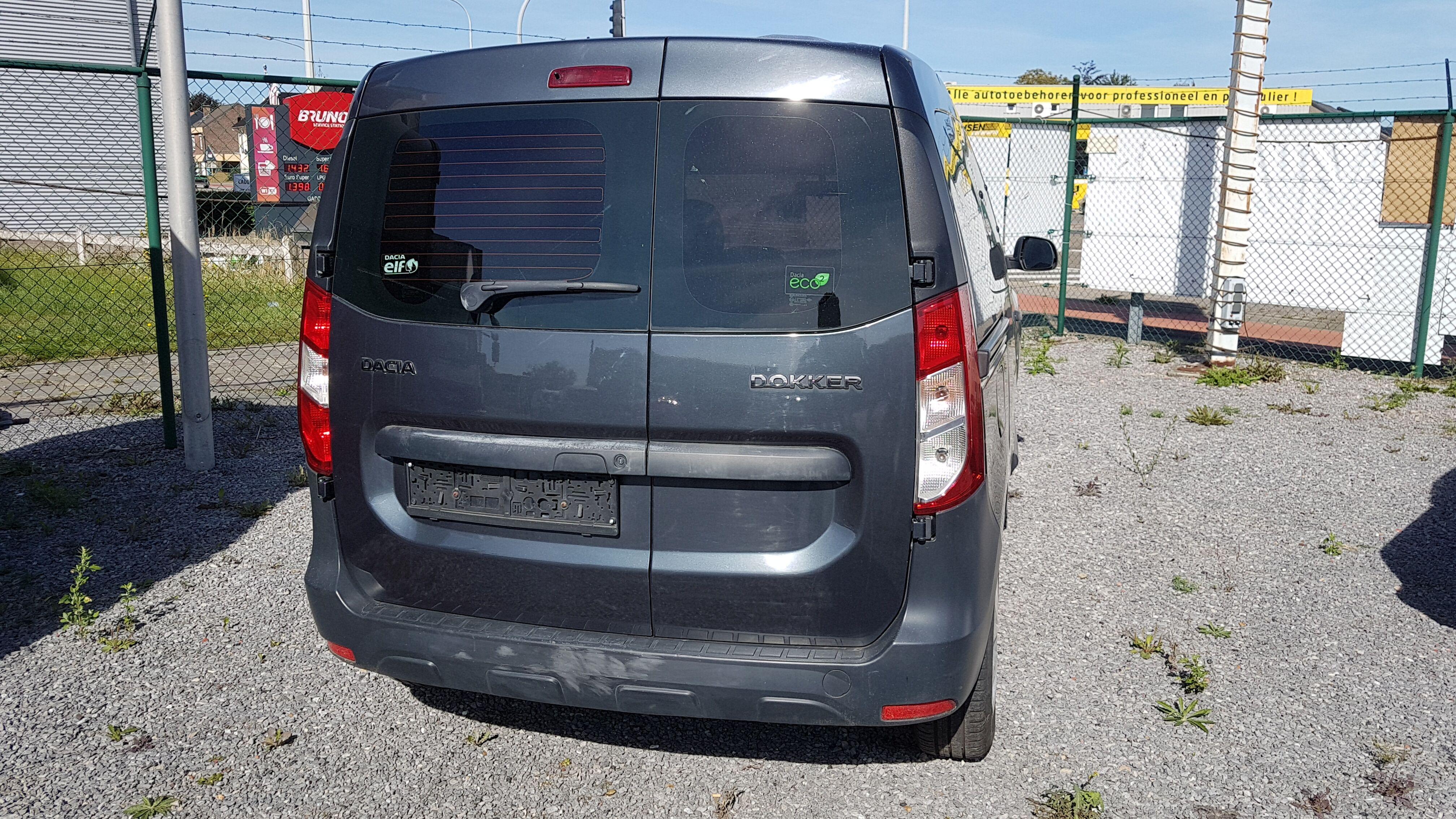 Dacia Dokker Dacia dokker Euro 5 2/8