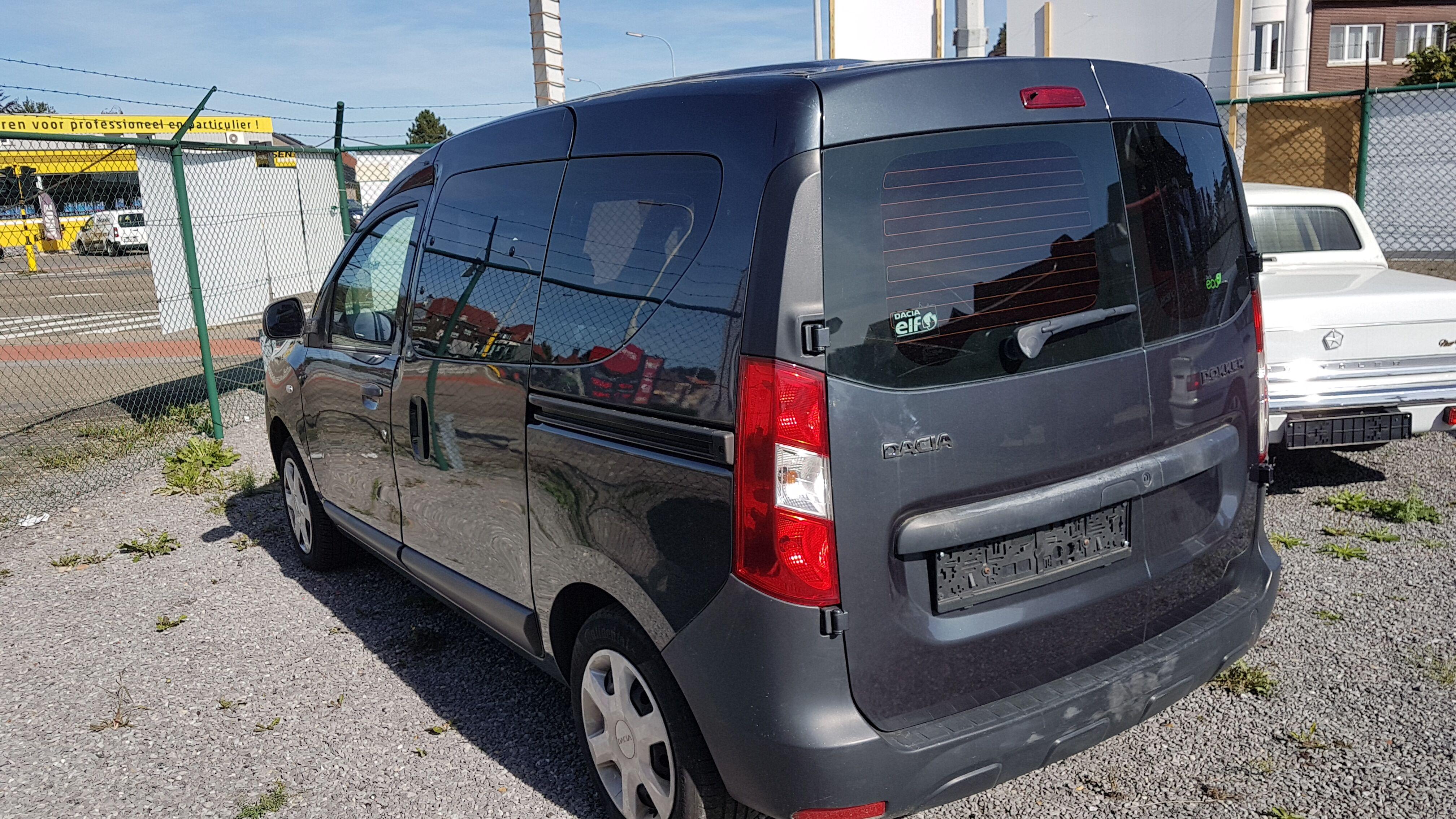Dacia Dokker Dacia dokker Euro 5 3/8