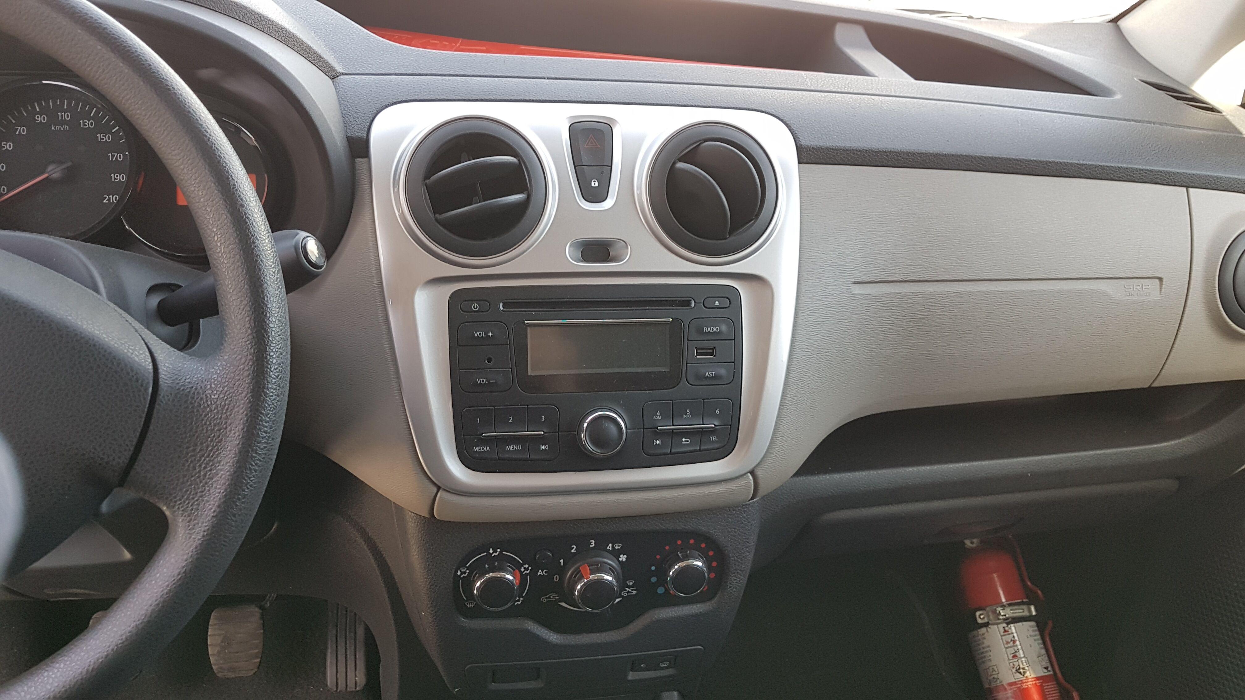 Dacia Dokker Dacia dokker Euro 5 8/8