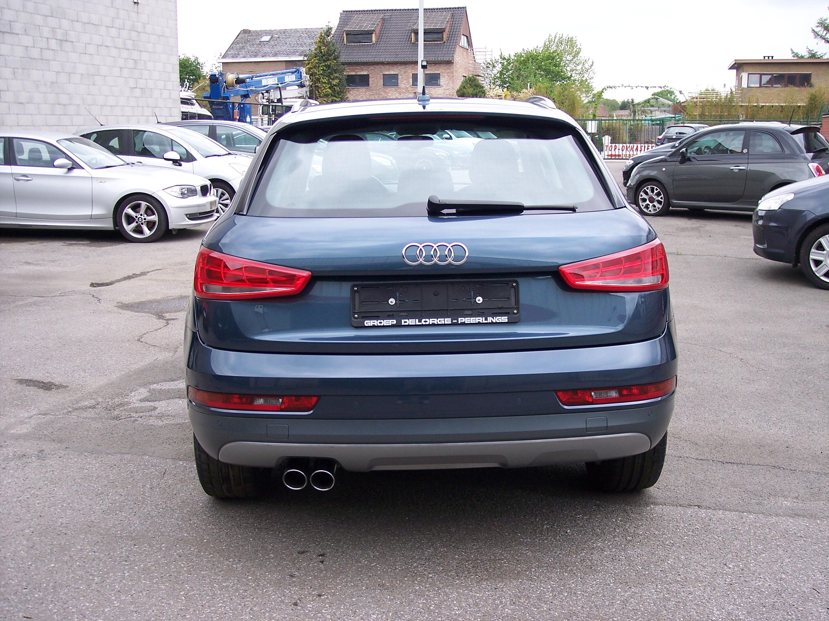 Audi Q3 - 2015 SUV AUTOMAAT 6/13