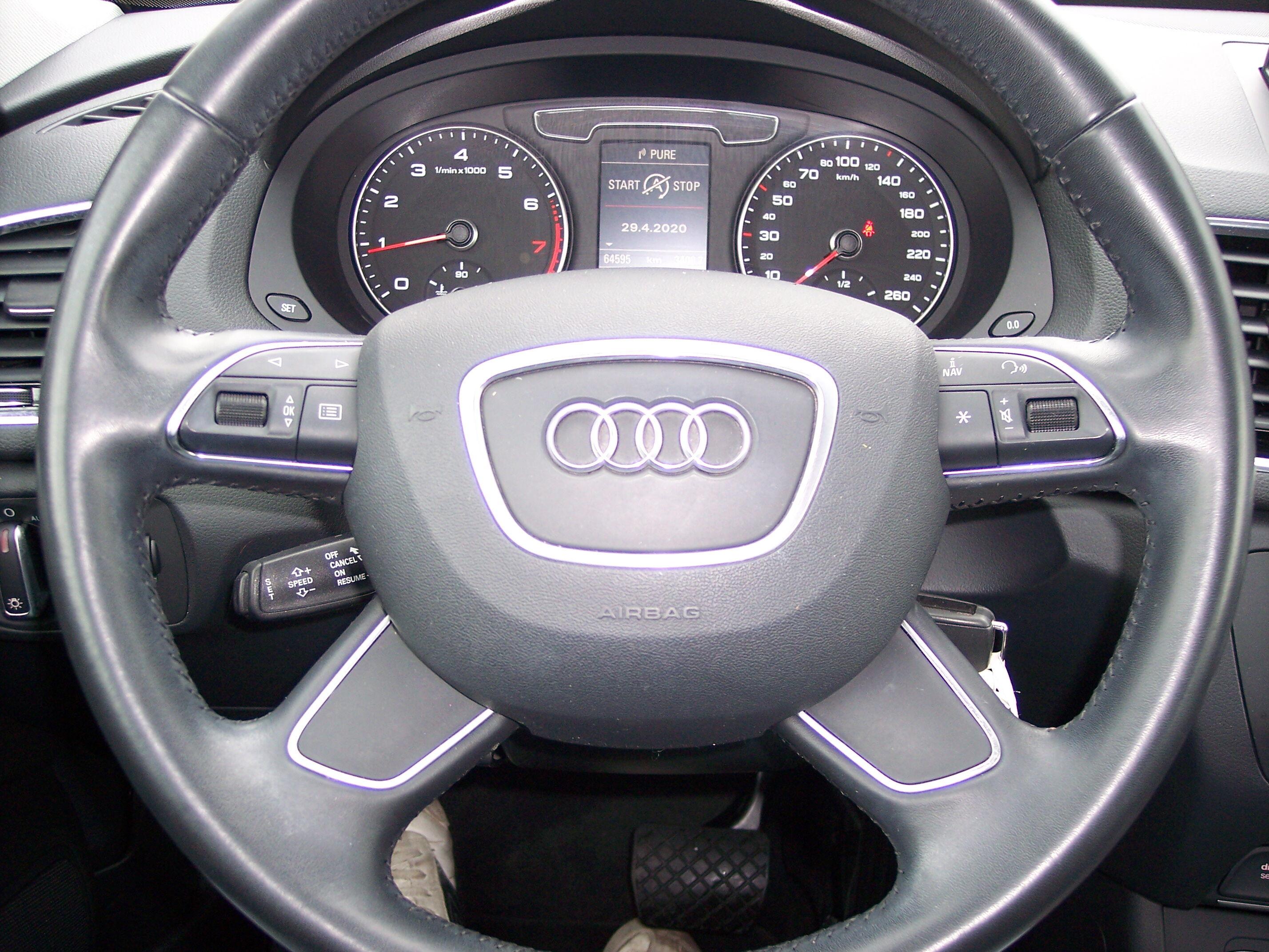 Audi Q3 - 2015 SUV AUTOMAAT 12/13