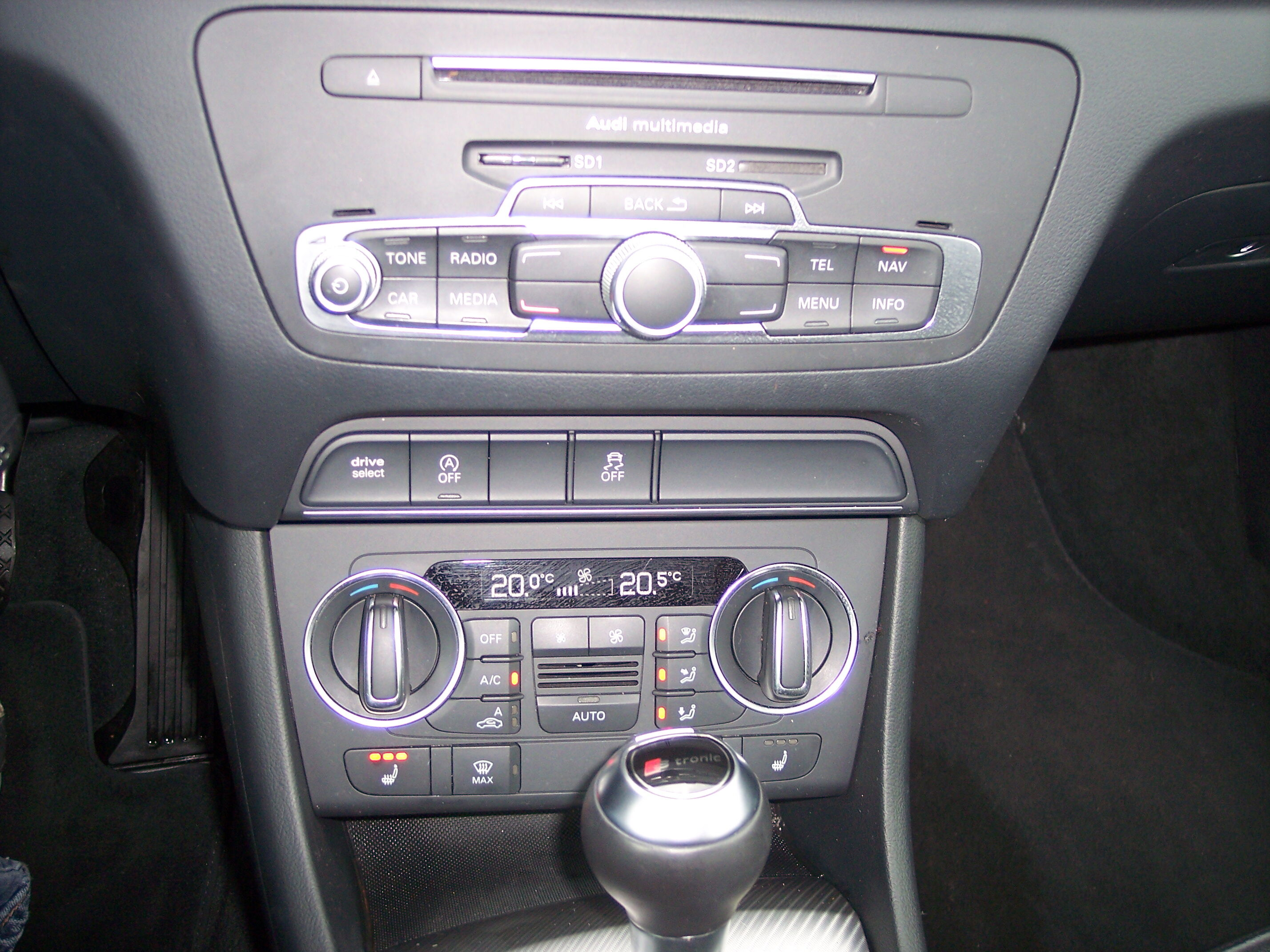 Audi Q3 - 2015 SUV AUTOMAAT 9/13
