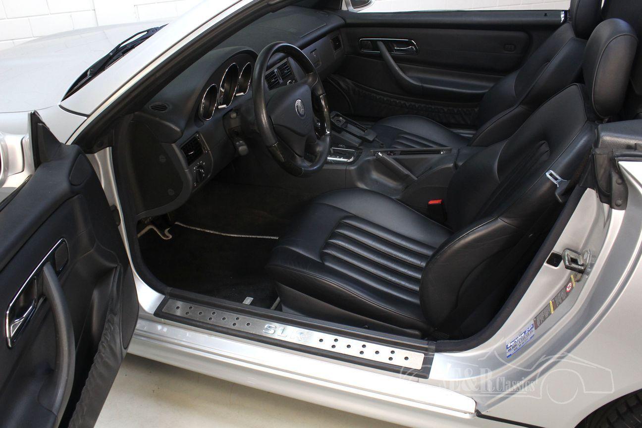 Mercedes SLK Kompressor 2003 Final Edition 14/30