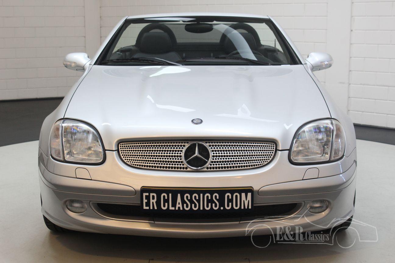 Mercedes SLK Kompressor 2003 Final Edition 6/30