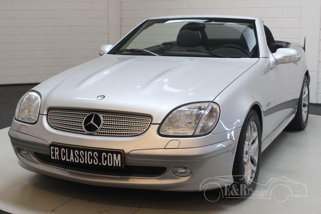 Mercedes SLK Kompressor 2003 Final Edition 7/30
