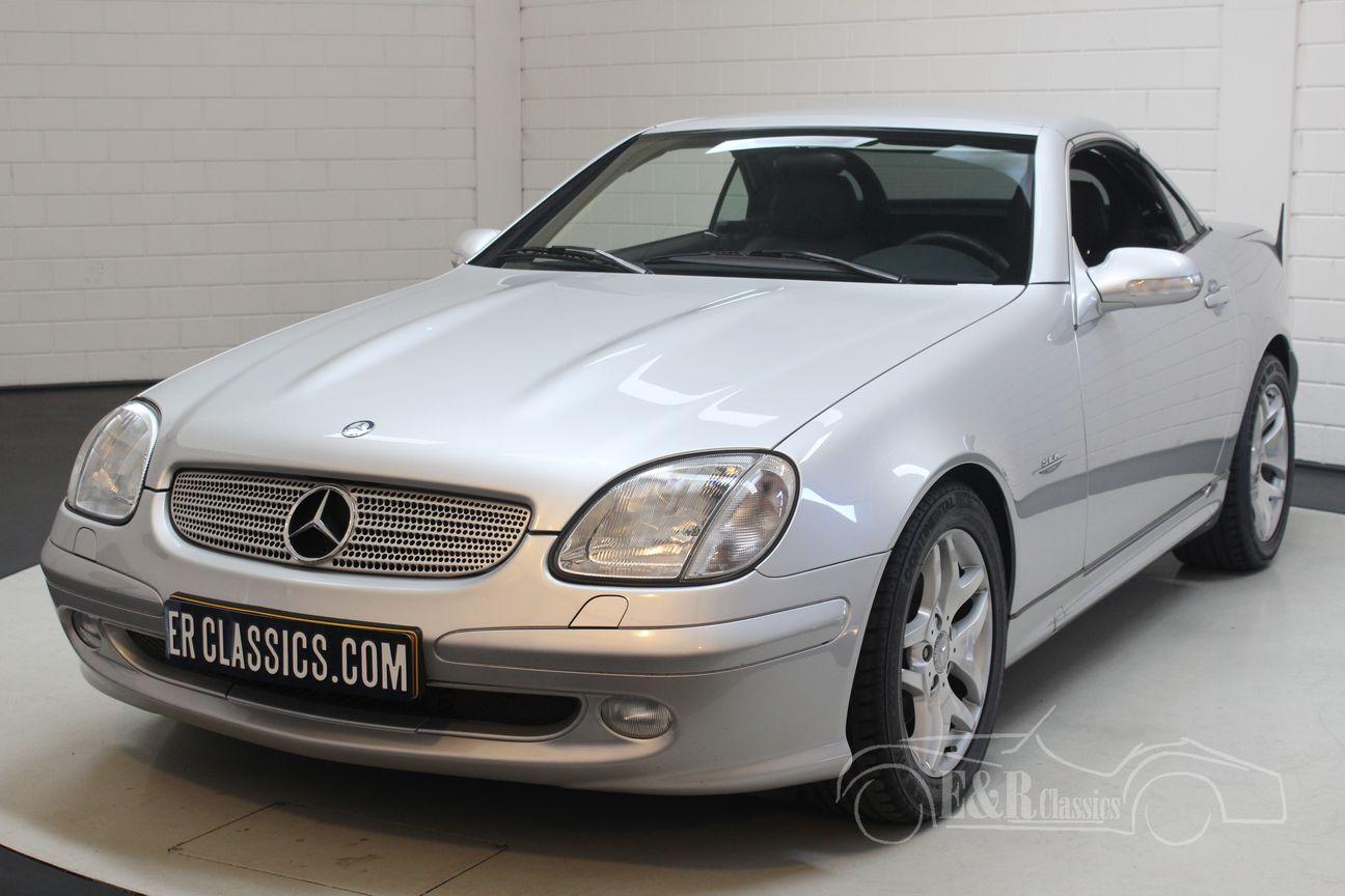 Mercedes SLK Kompressor 2003 Final Edition 28/30