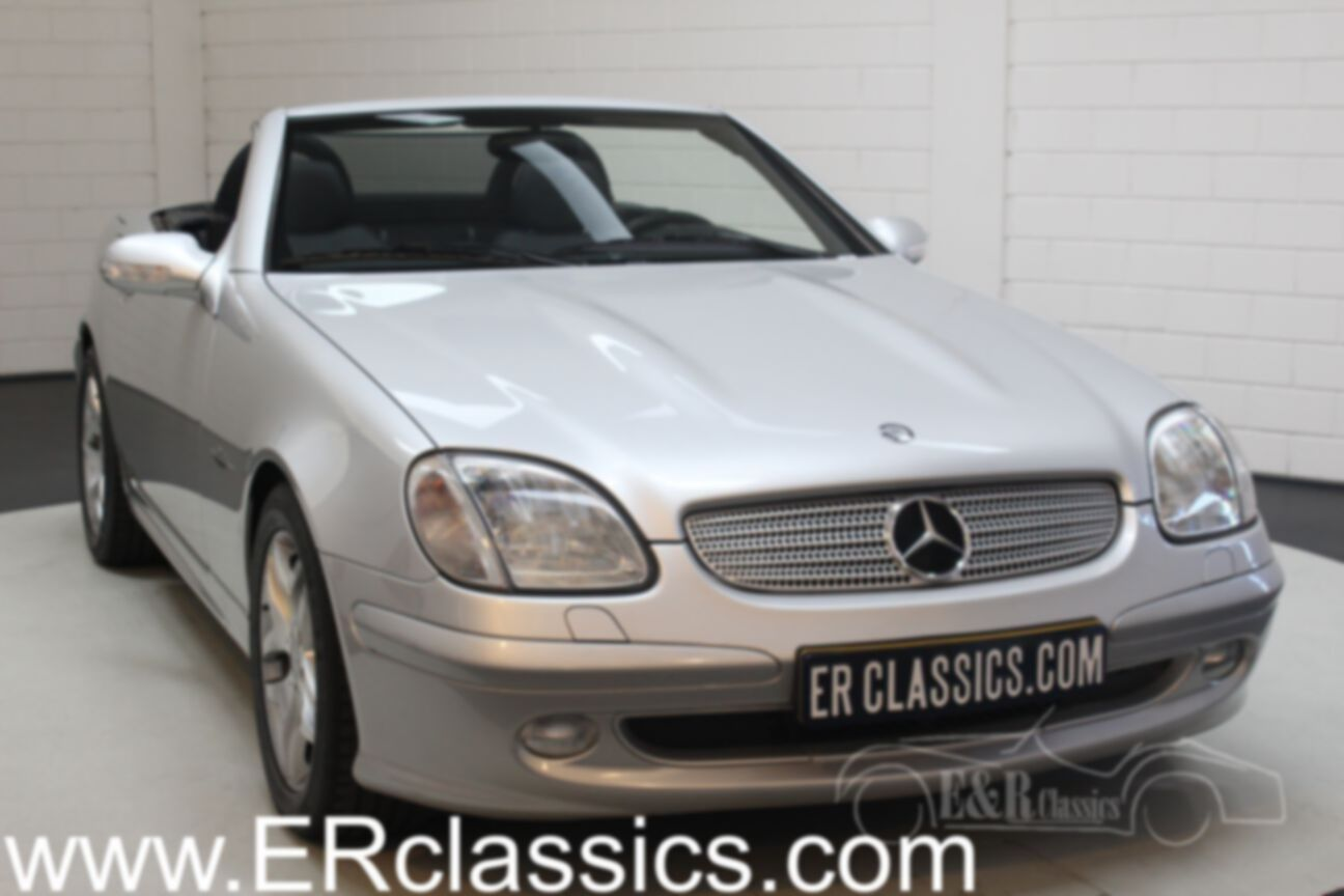 Mercedes SLK Kompressor 2003 Final Edition