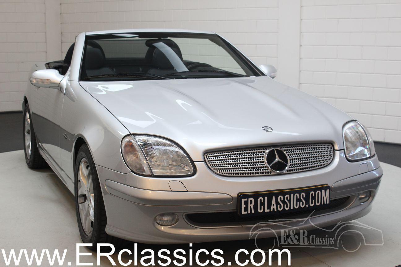 Mercedes SLK Kompressor 2003 Final Edition 1/30
