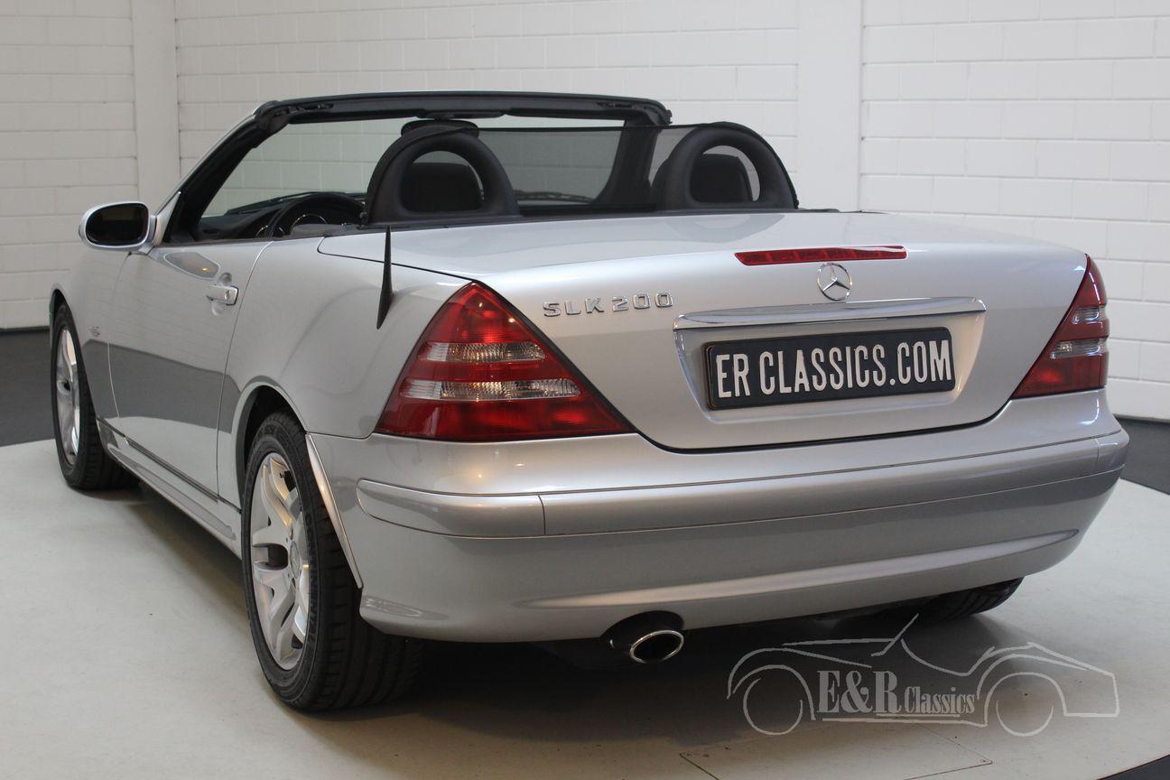 Mercedes SLK Kompressor 2003 Final Edition 9/30