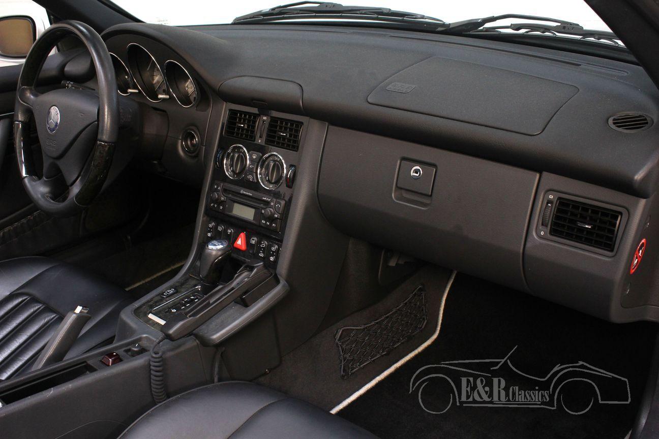 Mercedes SLK Kompressor 2003 Final Edition 21/30