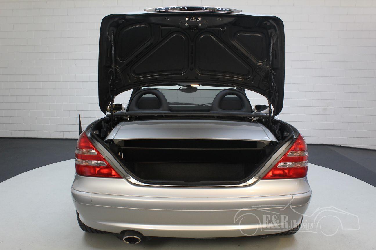 Mercedes SLK Kompressor 2003 Final Edition 26/30
