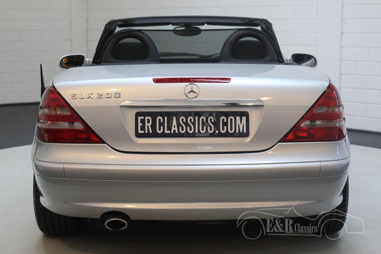 Mercedes SLK Kompressor 2003 Final Edition 10/30
