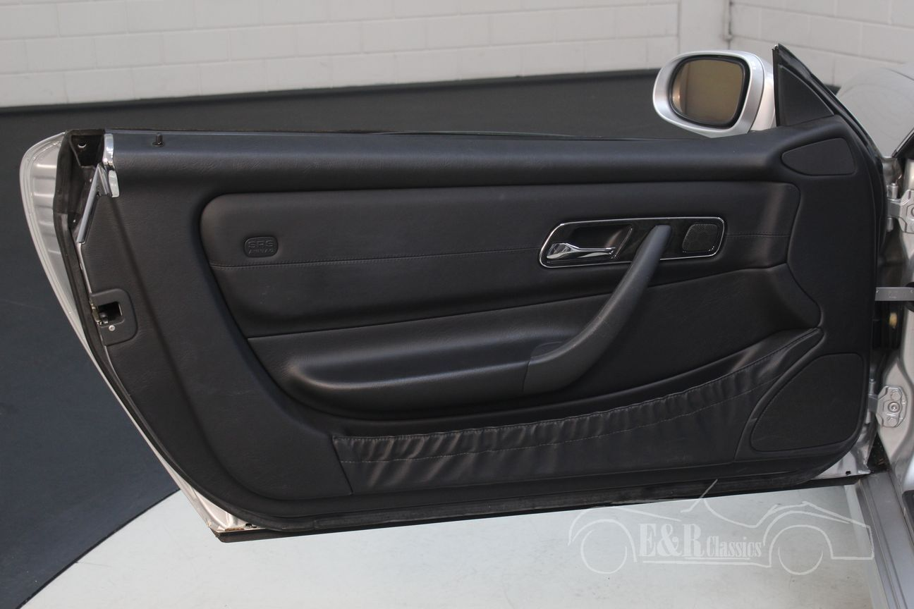 Mercedes SLK Kompressor 2003 Final Edition 13/30