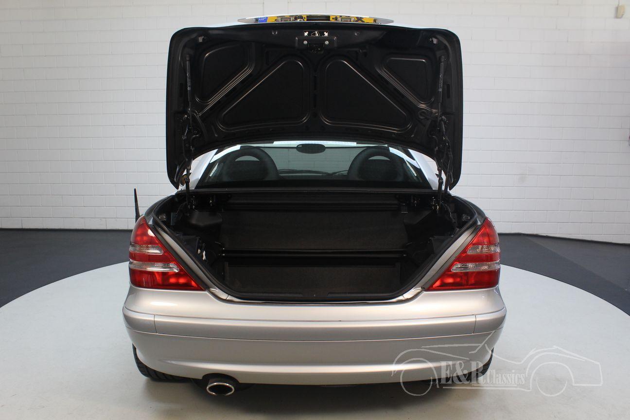 Mercedes SLK Kompressor 2003 Final Edition 25/30